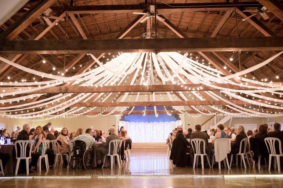 Shannon & Michael's Winter Wedding at Green Villa Barn ...